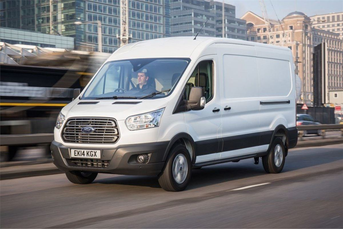 4x4 Cargo Van >> Top 10: Large used vans for sale under £20,000 | | Honest John