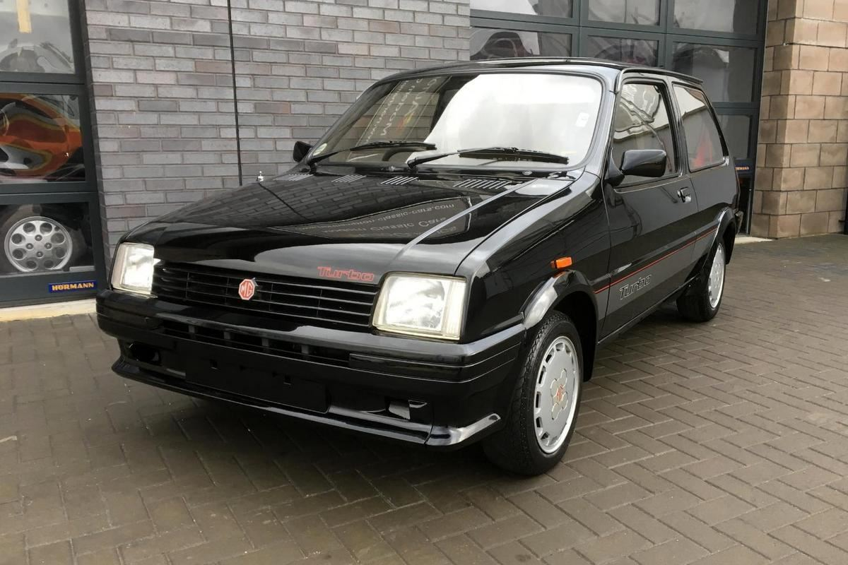 Honda Civic 2007 For Sale >> Low-mileage MG Metro Turbo for sale at £14,995 | | Honest John