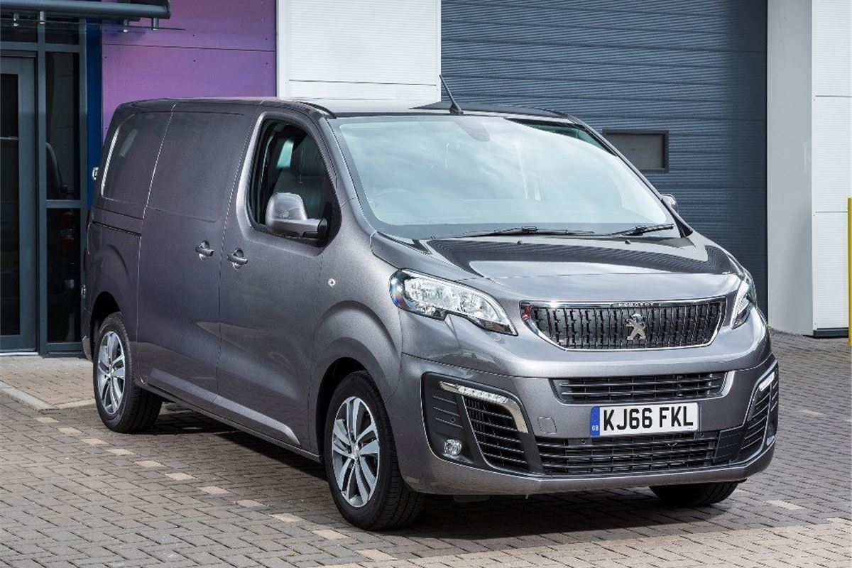 Peugeot Expert 2016 - Van Review | Honest John