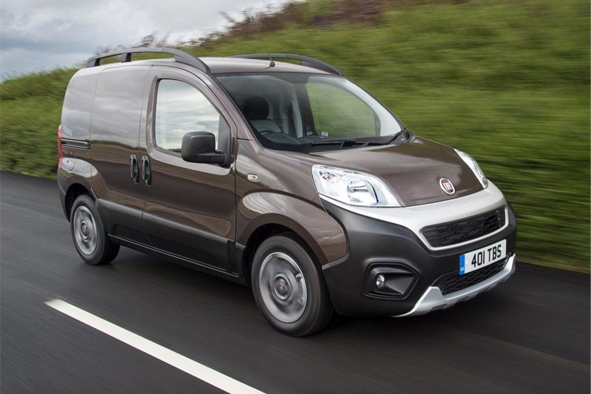 fiat fiorino  van review honest john