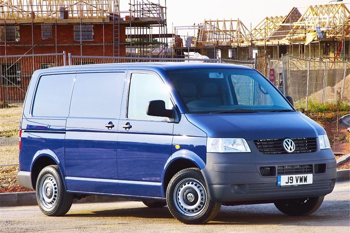 Top 10 Volkswagen Transporter T5 Versions You Will Find For Sale Honest John