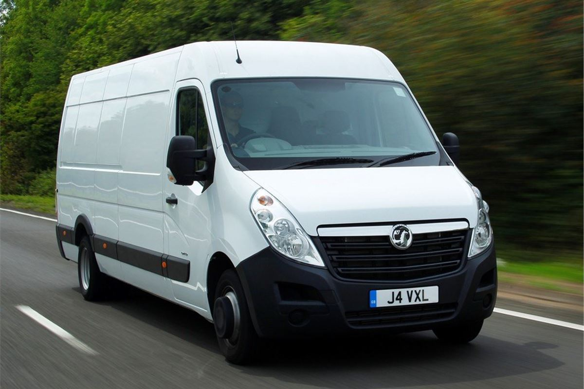 top 10 large vans for sale for under 250 a month honest john. Black Bedroom Furniture Sets. Home Design Ideas