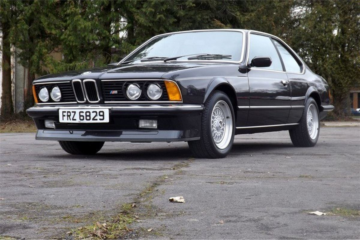 Bmw M635 Csi Goes For Record 163 100 100 At Auction