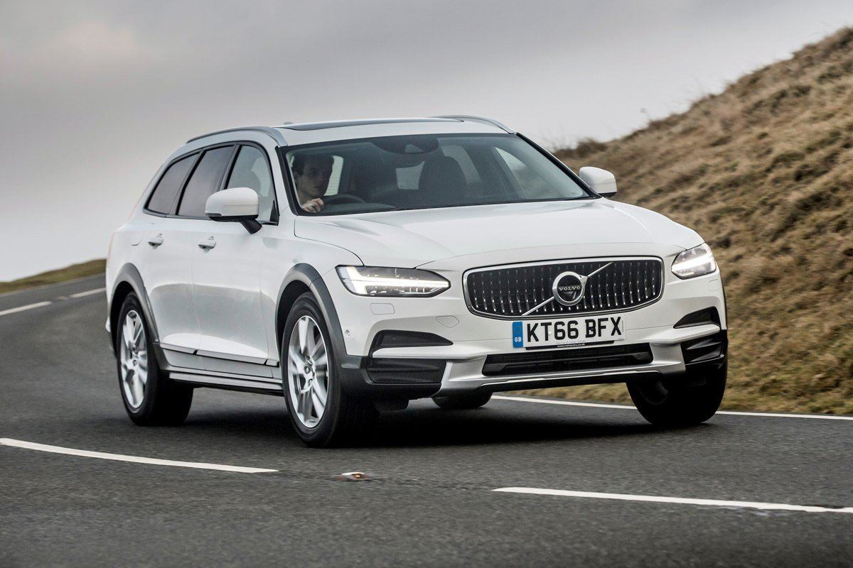 Volvo V90 Cross Country 2017 - Car Review | Honest John