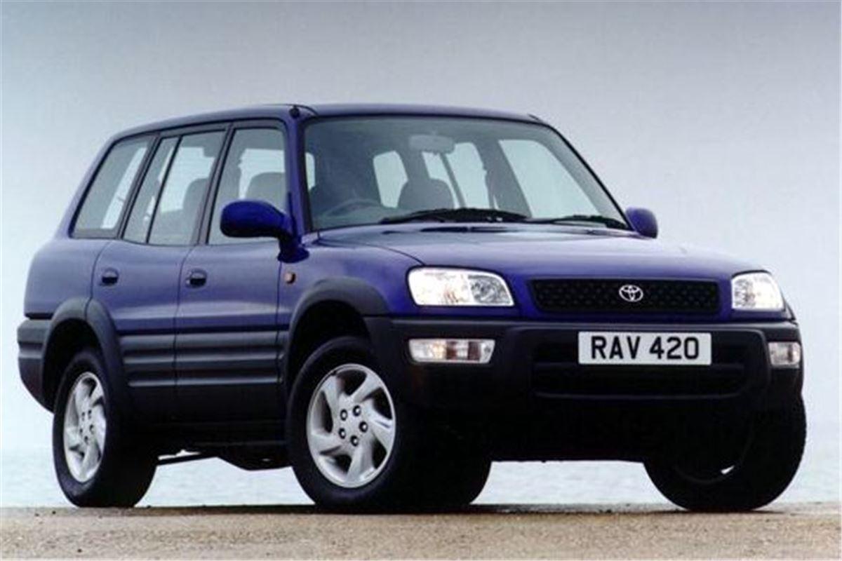 2005 Toyota Rav4 For Sale >> Future Classic Friday: Toyota RAV4 | | Honest John