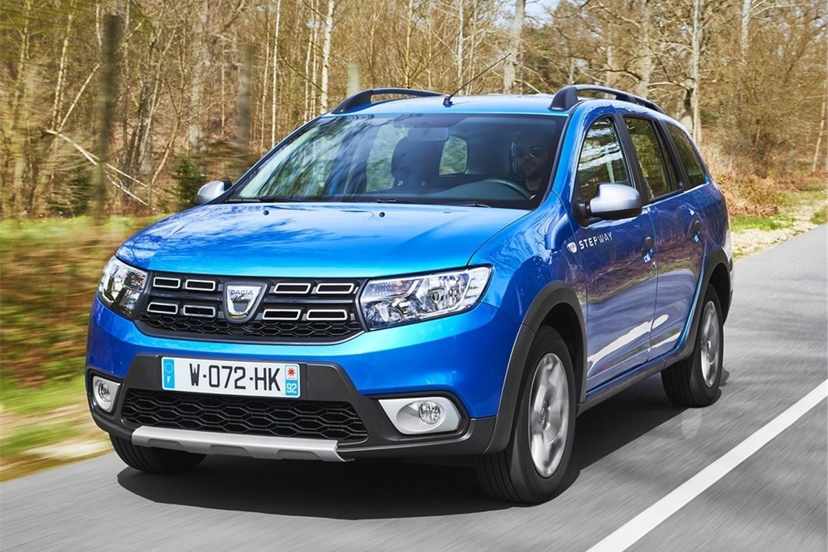 dacia logan mcv stepway due in june from 11 495 motoring news honest john. Black Bedroom Furniture Sets. Home Design Ideas