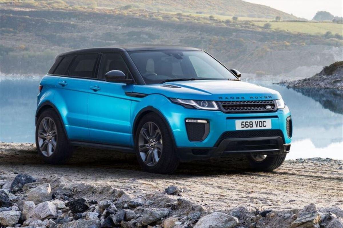 Land Rover Celebrates 600k Evoque Sales With Landmark