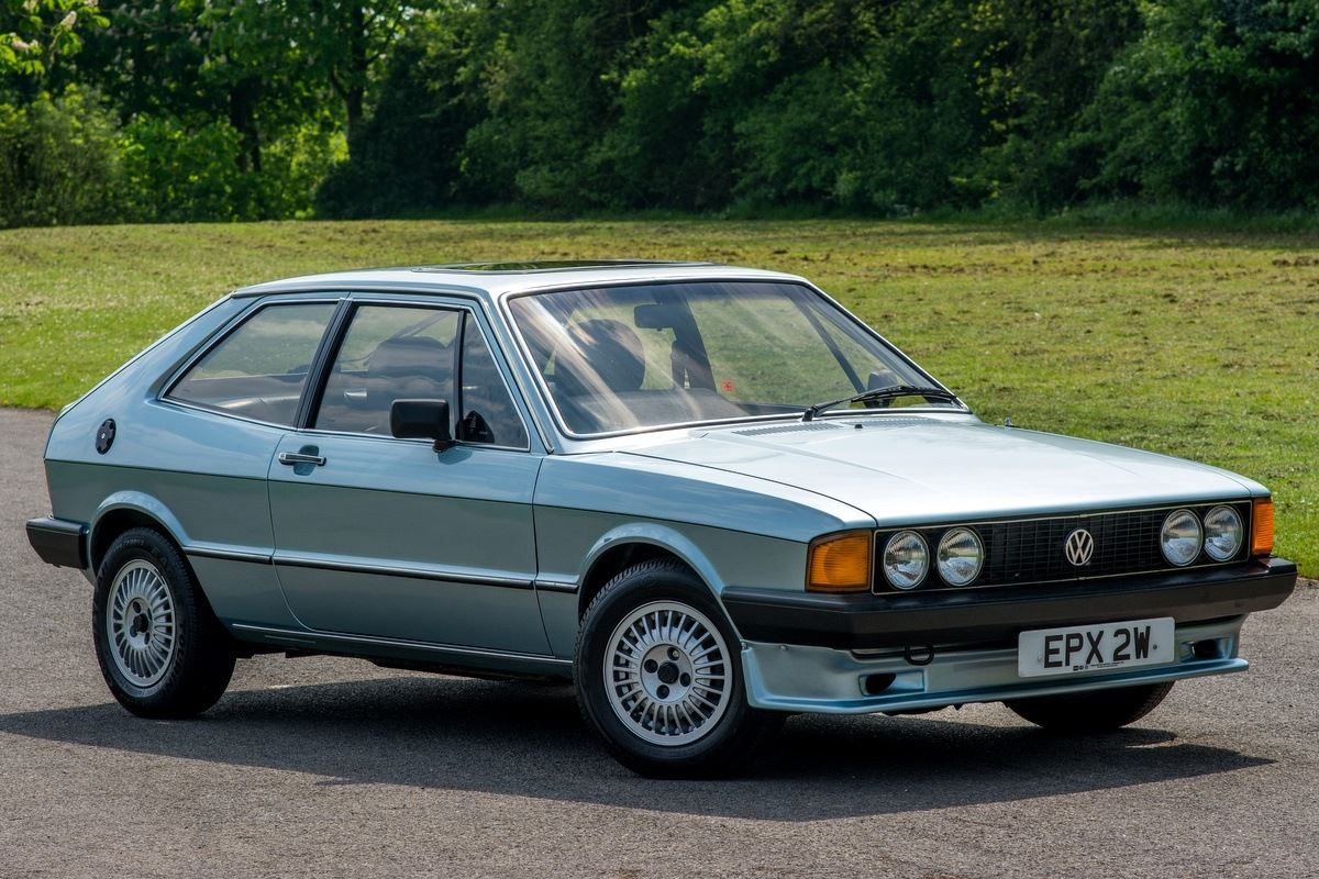 Volkswagen Scirocco Mk1 Classic Car Review Honest John