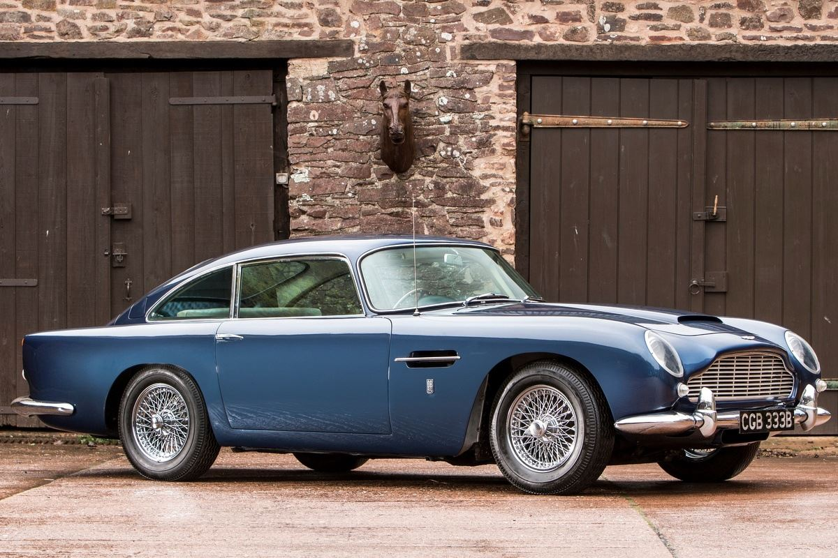 Db5 Makes 163 561 500 At Bonhams Aston Sale Honest John