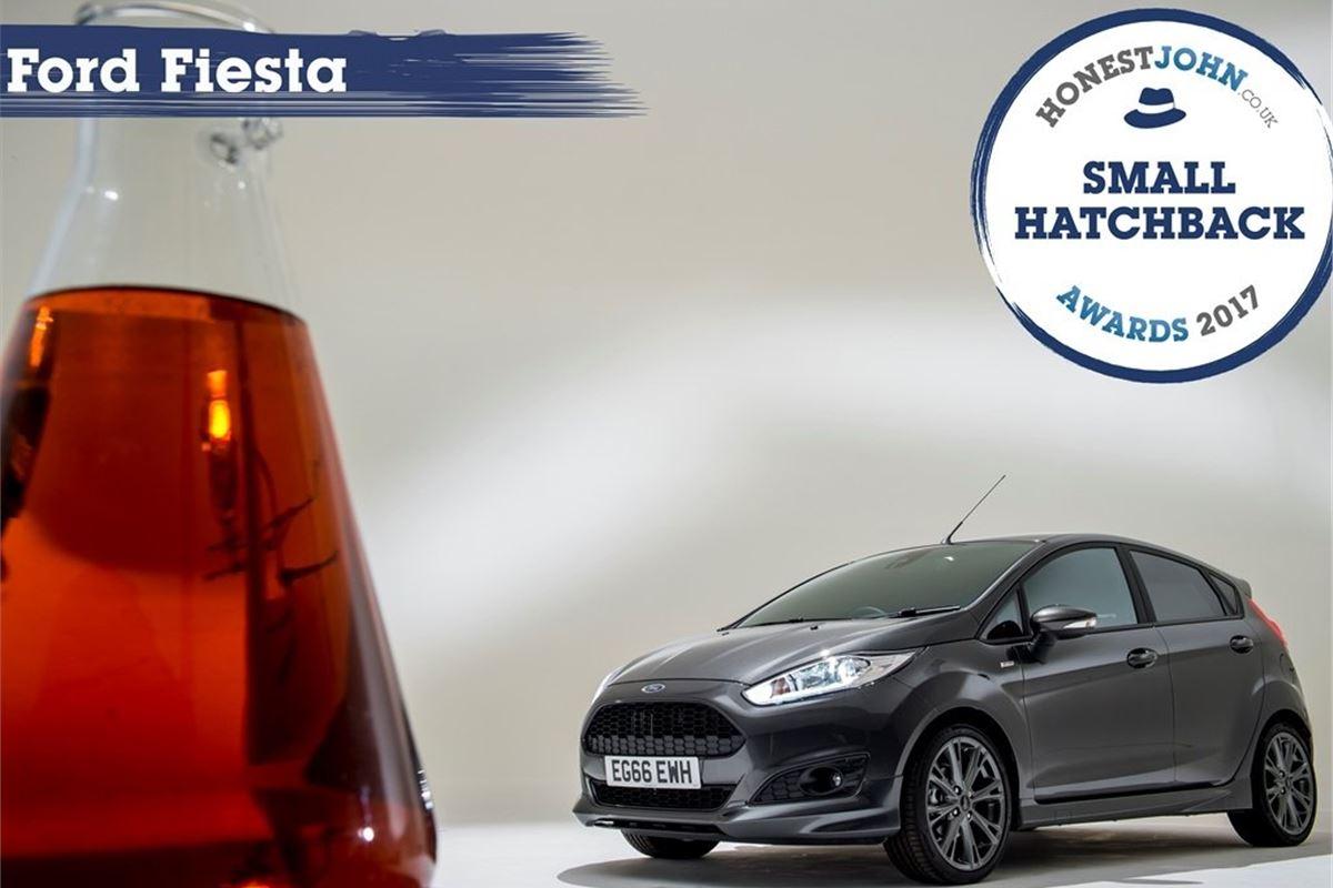 honest john awards  ford fiesta wins  popular small hatchback title motoring news