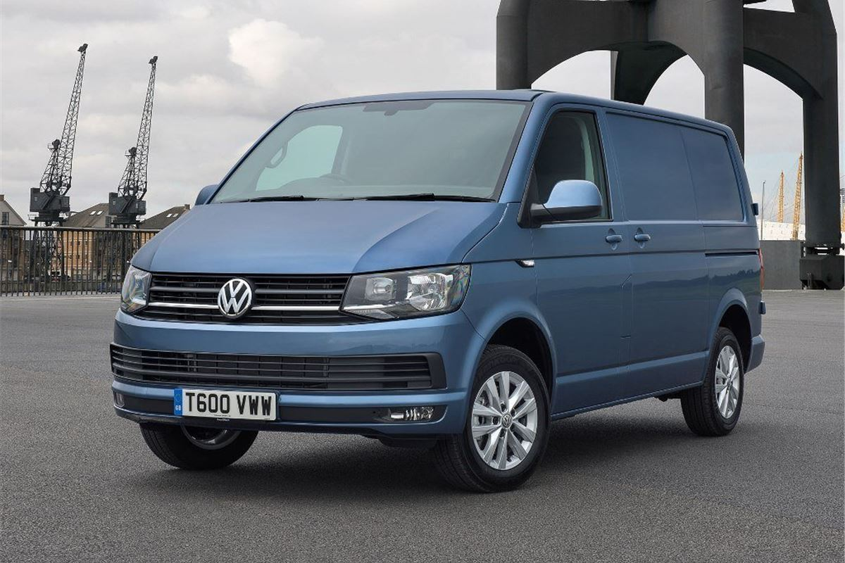 volkswagen t6 transporter 2015 van review honest john. Black Bedroom Furniture Sets. Home Design Ideas