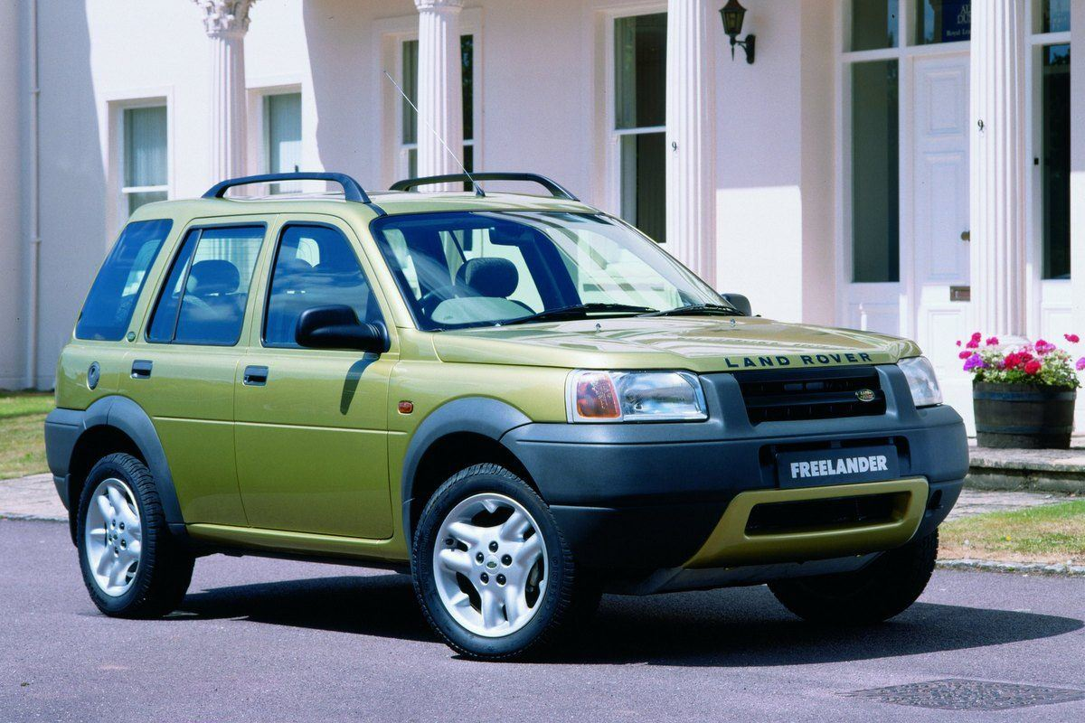 land rover freelander classic car review honest john. Black Bedroom Furniture Sets. Home Design Ideas