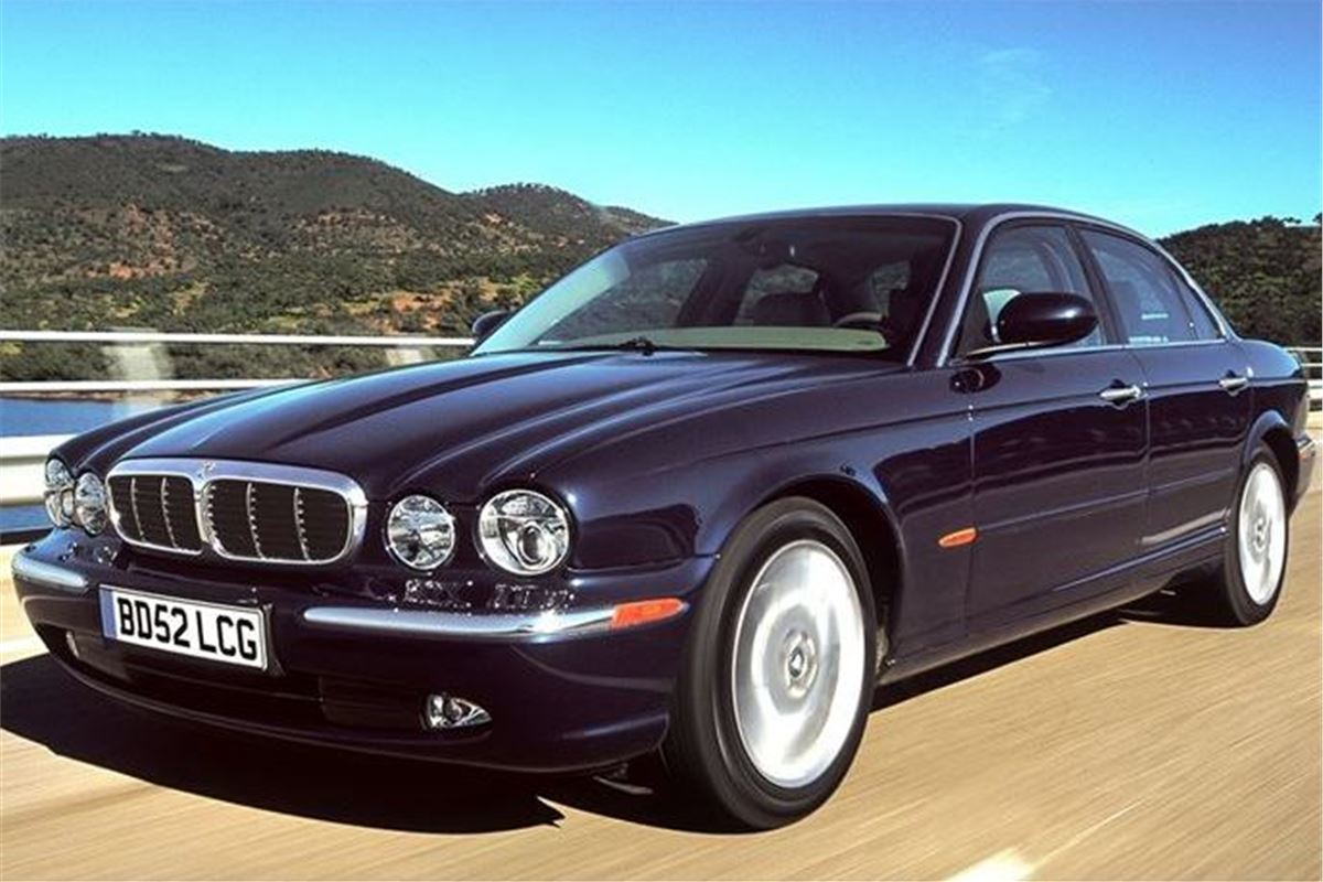 Future Classic Friday Jaguar Xj X350 Honest John