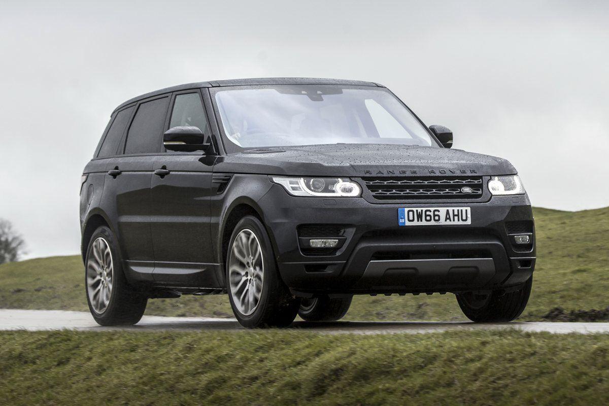 land rover range rover sport 2013 car review honest john. Black Bedroom Furniture Sets. Home Design Ideas