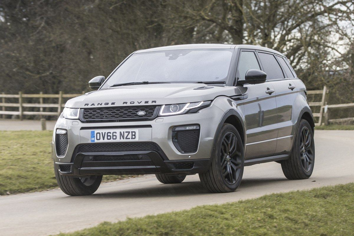 Land Rover Range Rover Evoque 2011 - Car Review
