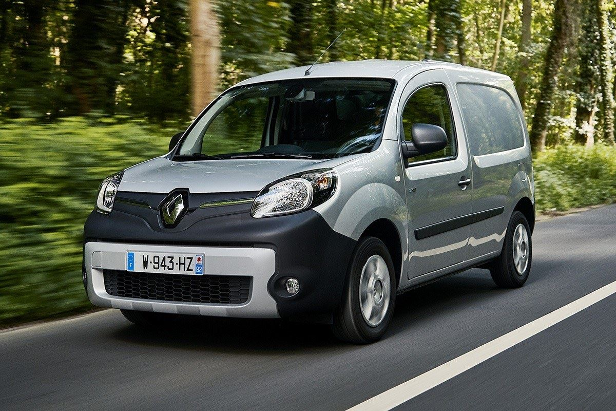 renault kangoo z e 2017 van review honest john. Black Bedroom Furniture Sets. Home Design Ideas