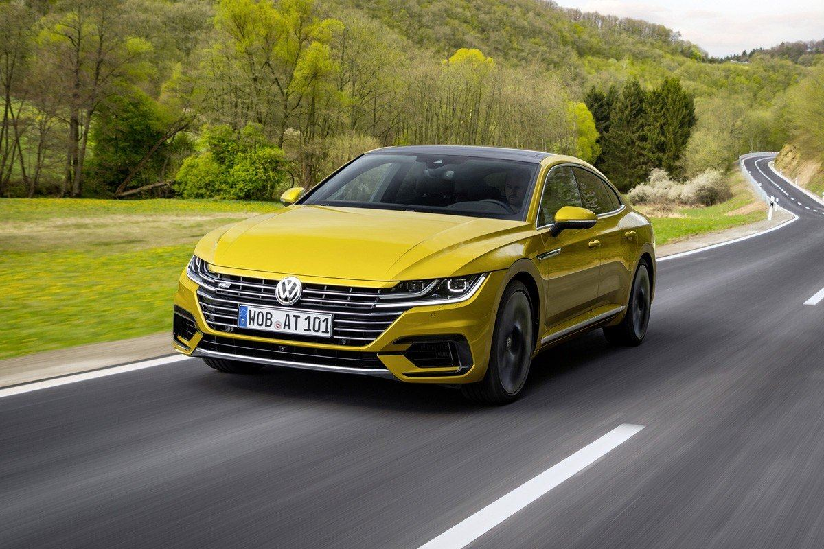 volkswagen arteon 2017 car review honest john. Black Bedroom Furniture Sets. Home Design Ideas