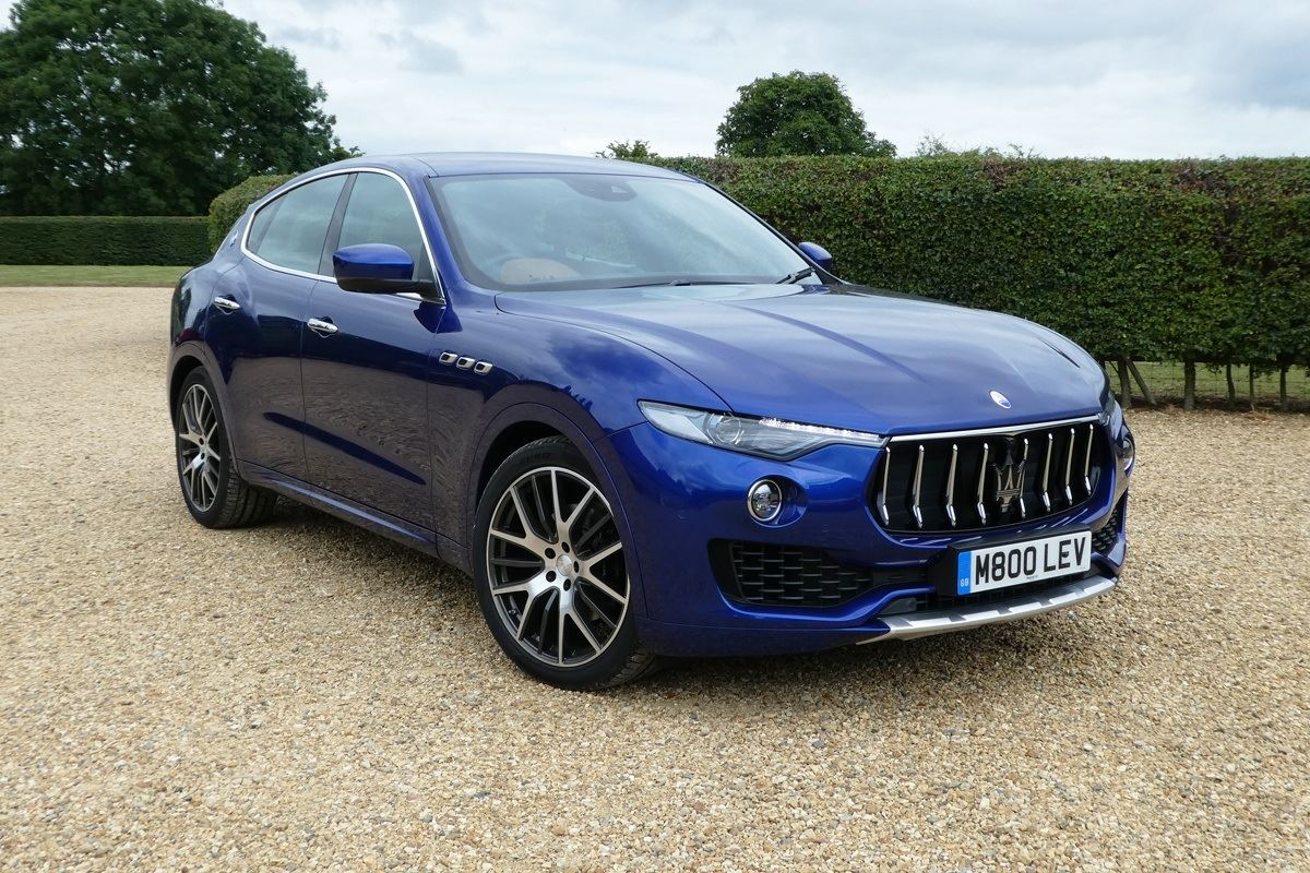 Maserati Levante 2016 Car Review Honest John