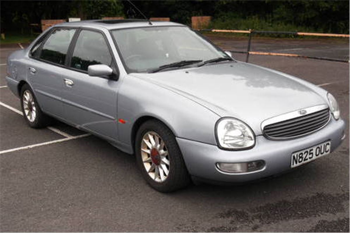 A Grand Monday Ford Scorpio Ultima Honest John