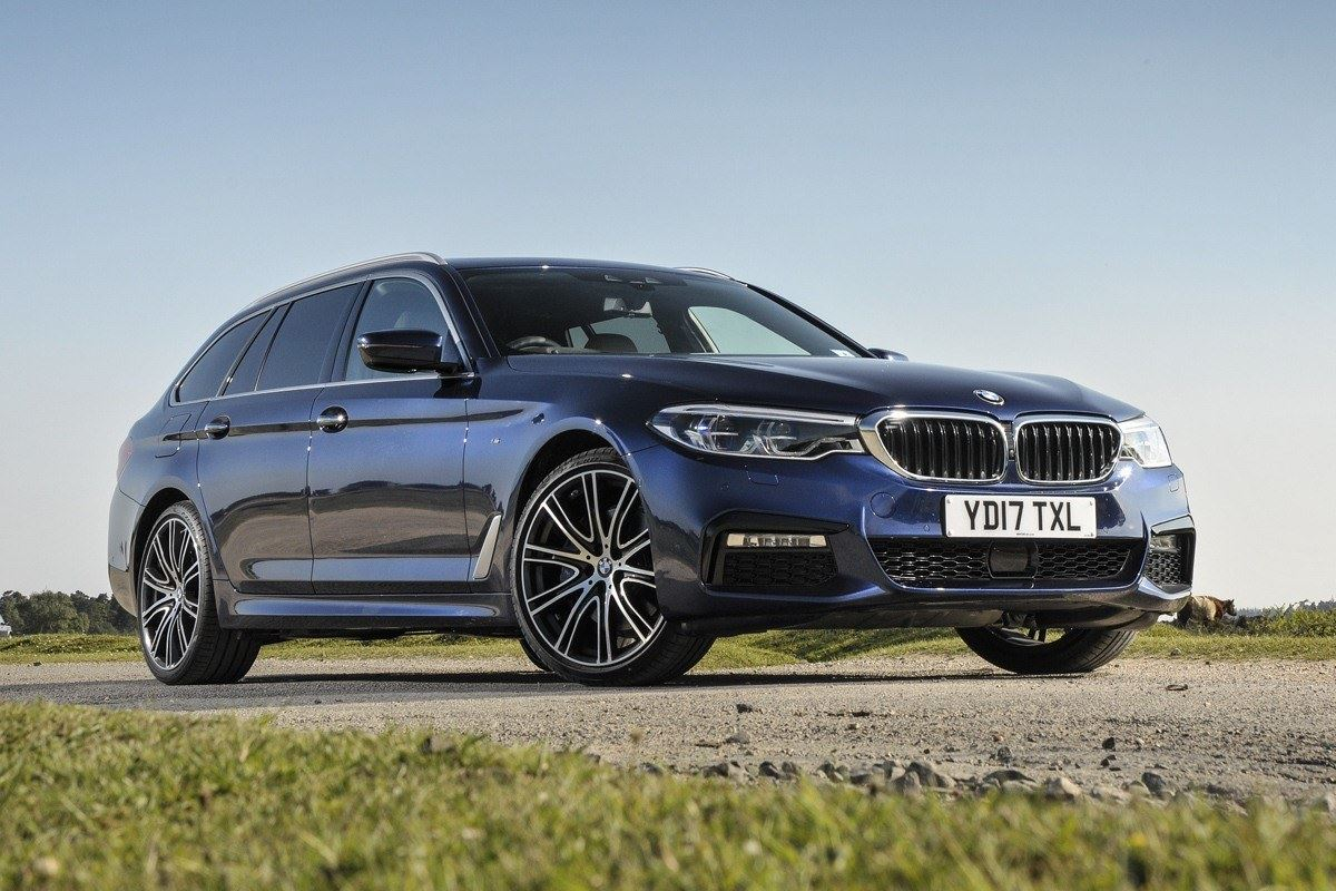 Review Bmw 5 Series Touring 2017 Honest John