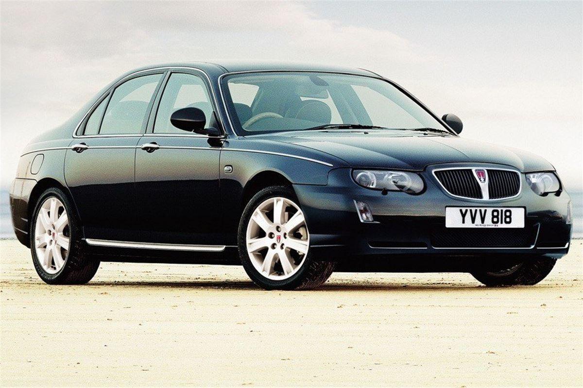 Rover Rover 75 Classic Car Review Honest John