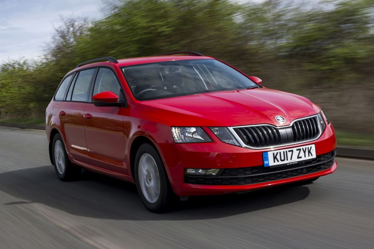 Review Skoda Octavia Estate 2013 Honest John