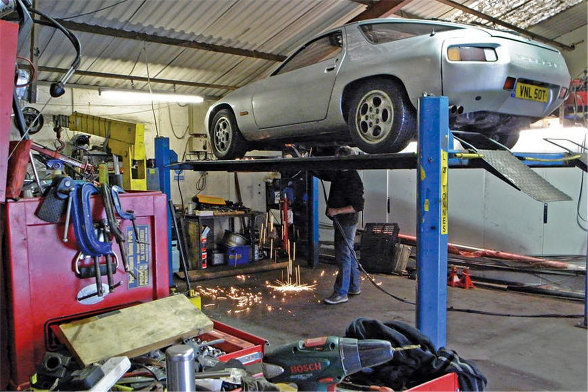 Classic Cars Over 40 To Be Exempt From Mot Testing Honest John