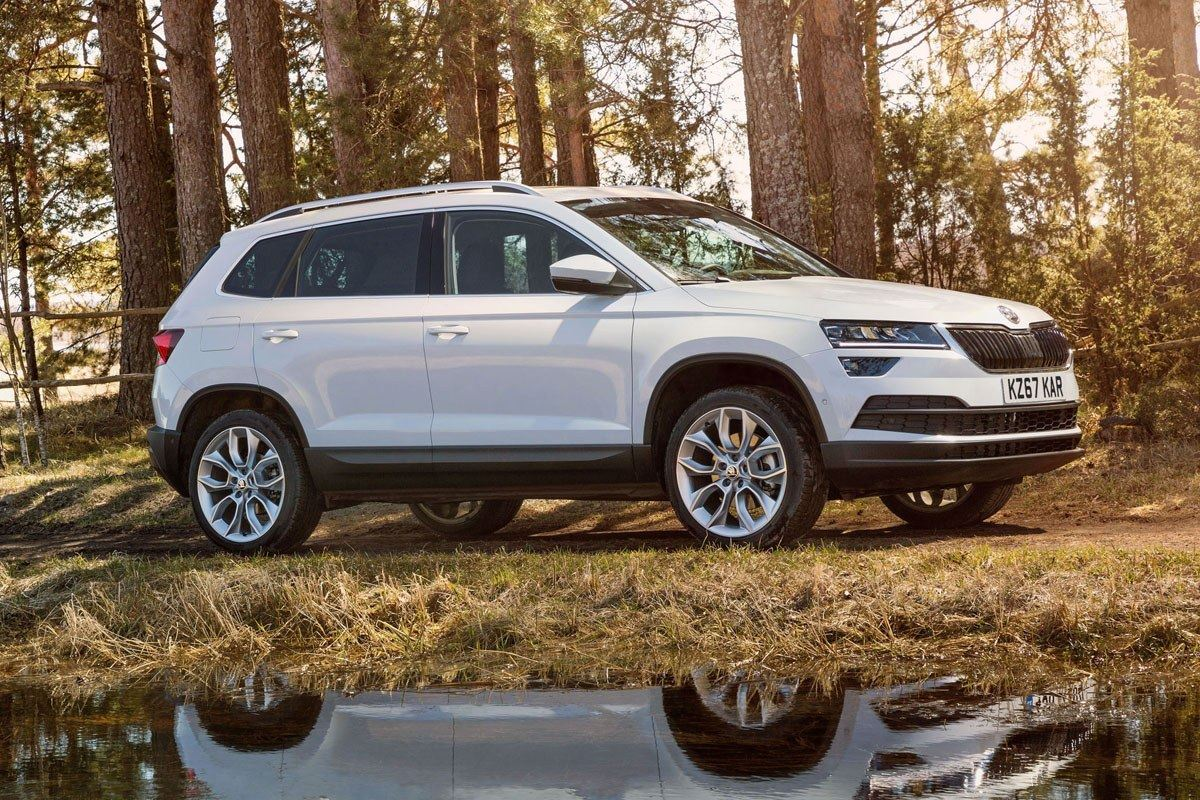 Skoda Karoq 2017 Car Review Honest John