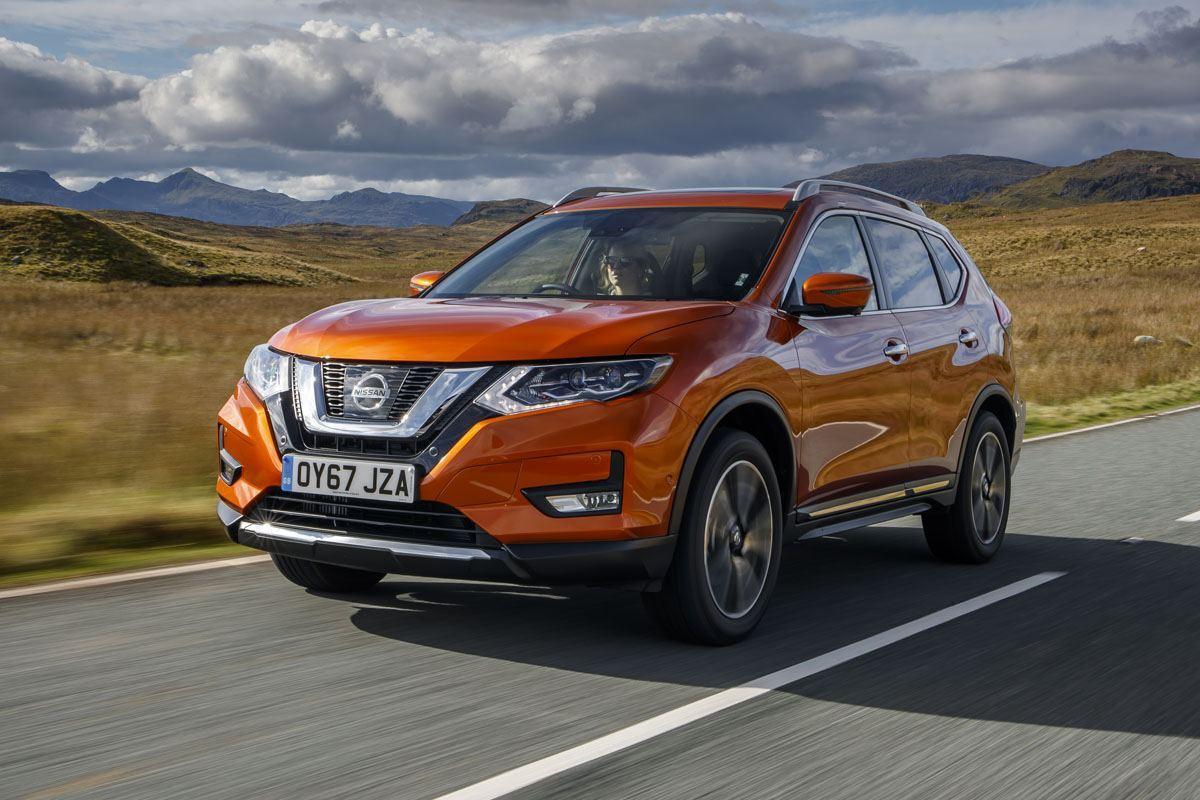 Nissan X-Trail 2014 - Car Review