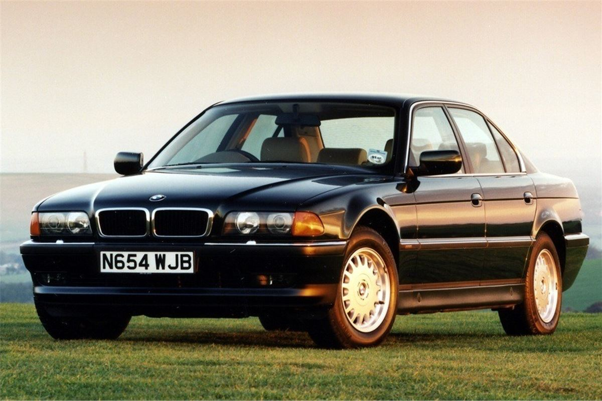 bmw 7 series e38 classic car review honest john. Black Bedroom Furniture Sets. Home Design Ideas
