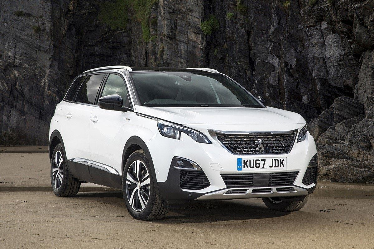Peugeot 5008 2017 Car Review Honest John