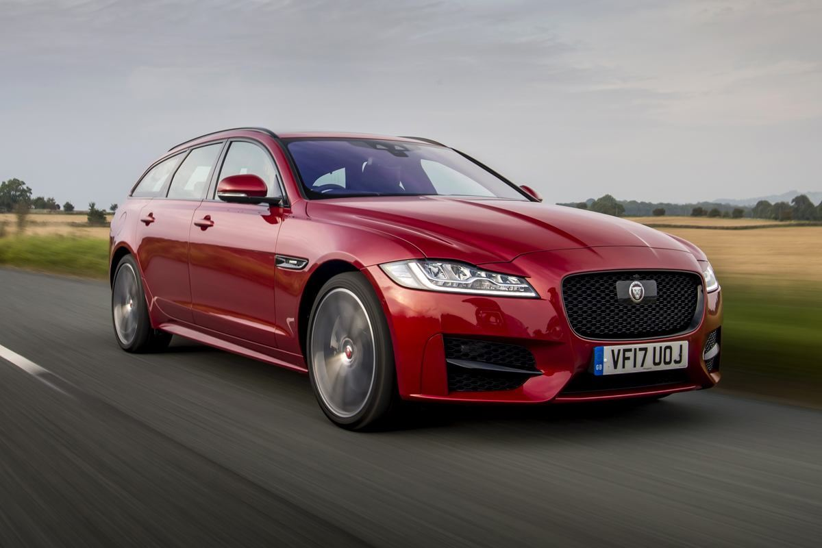 jaguar xf sportbrake 25d 2017 road test road tests honest john. Black Bedroom Furniture Sets. Home Design Ideas