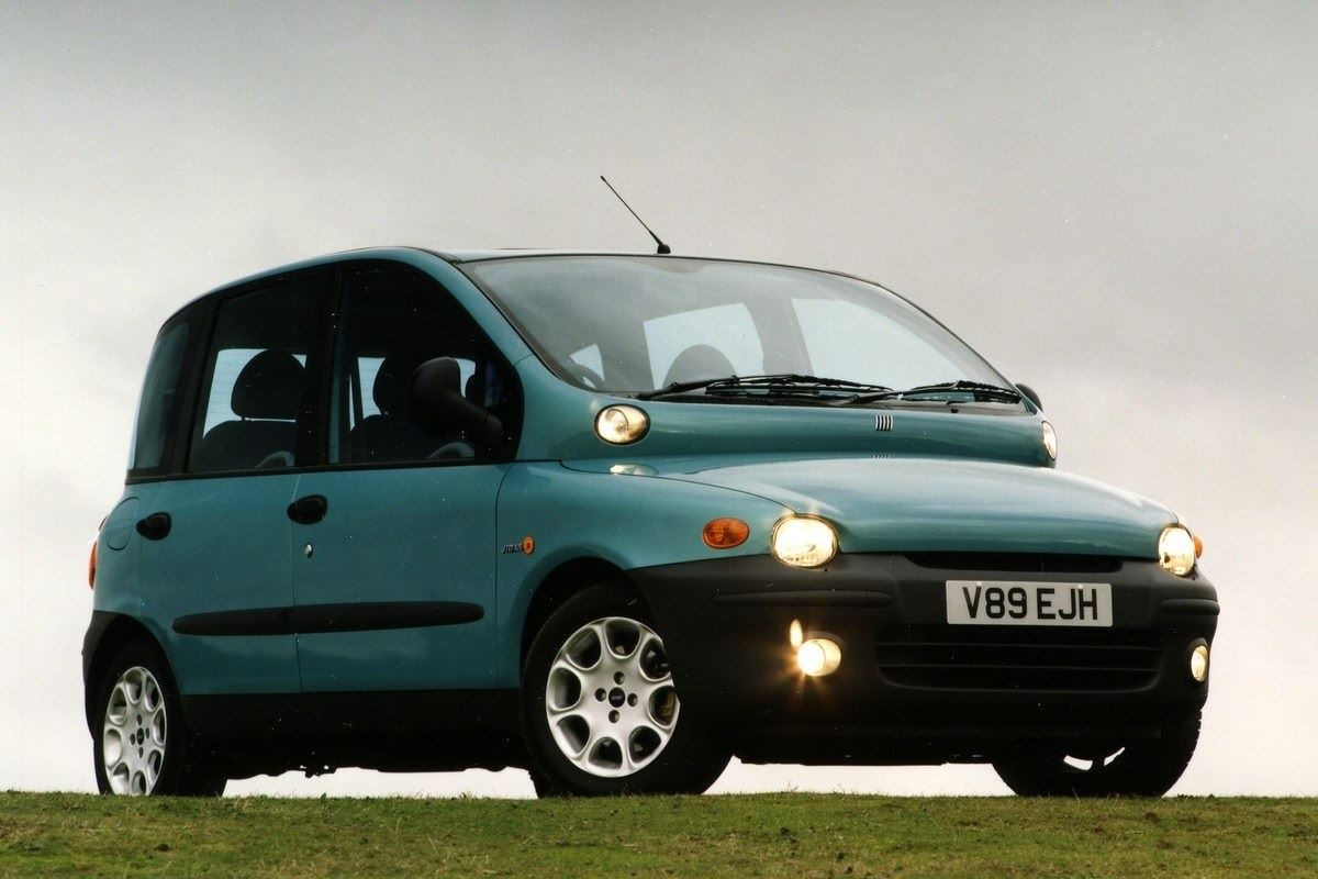 Future Classic Friday Fiat Multipla Honest John