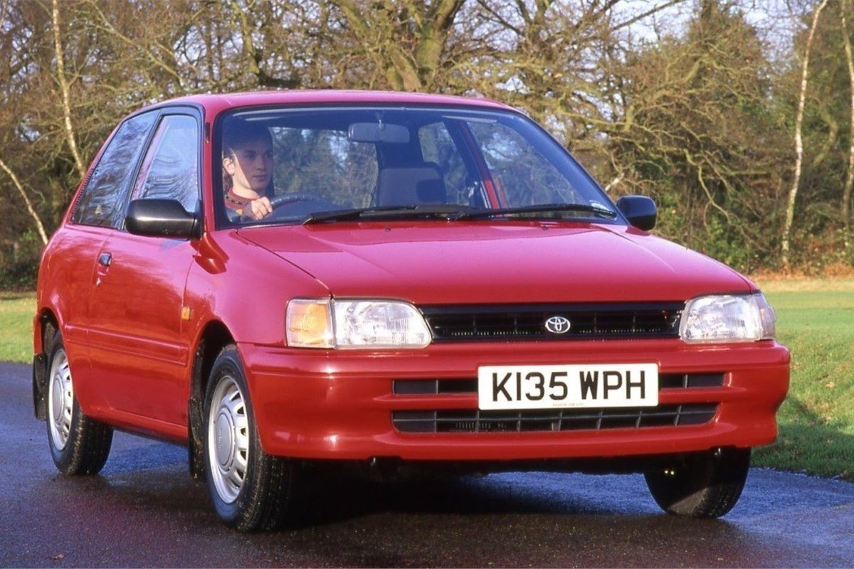 Kelebihan Toyota Starlet 1995 Review