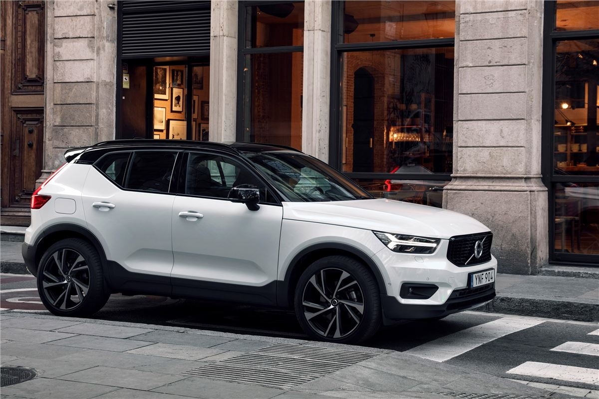 Good News Garage >> Volvo XC40 2018 - Car Review | Honest John