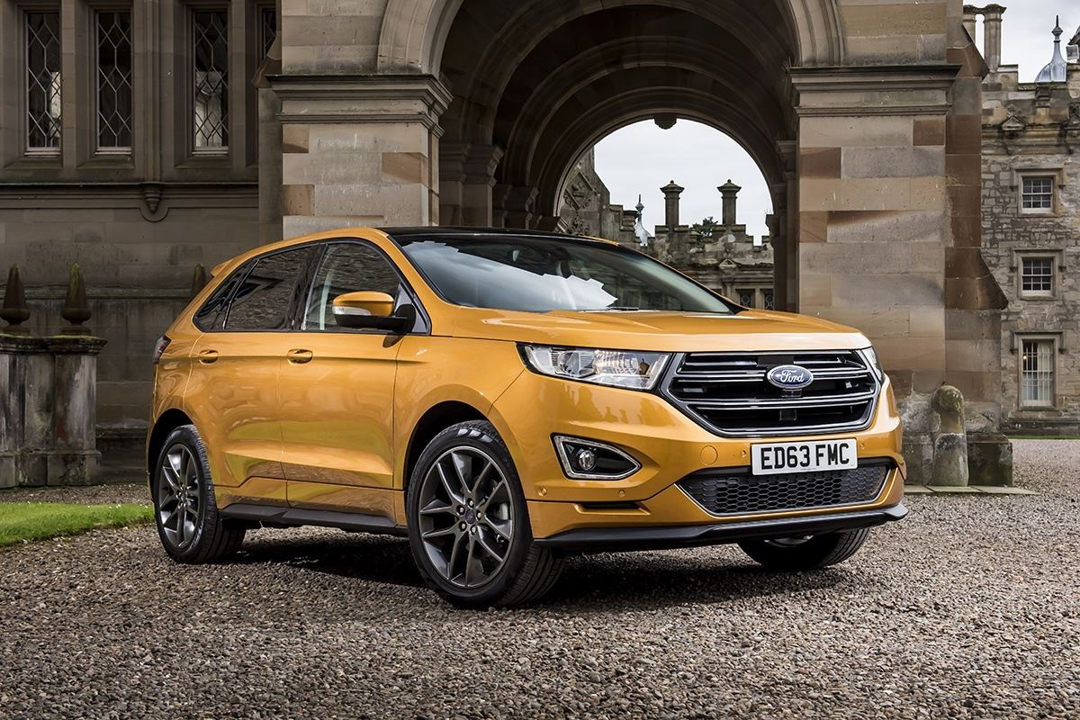 ford edge  car review honest john
