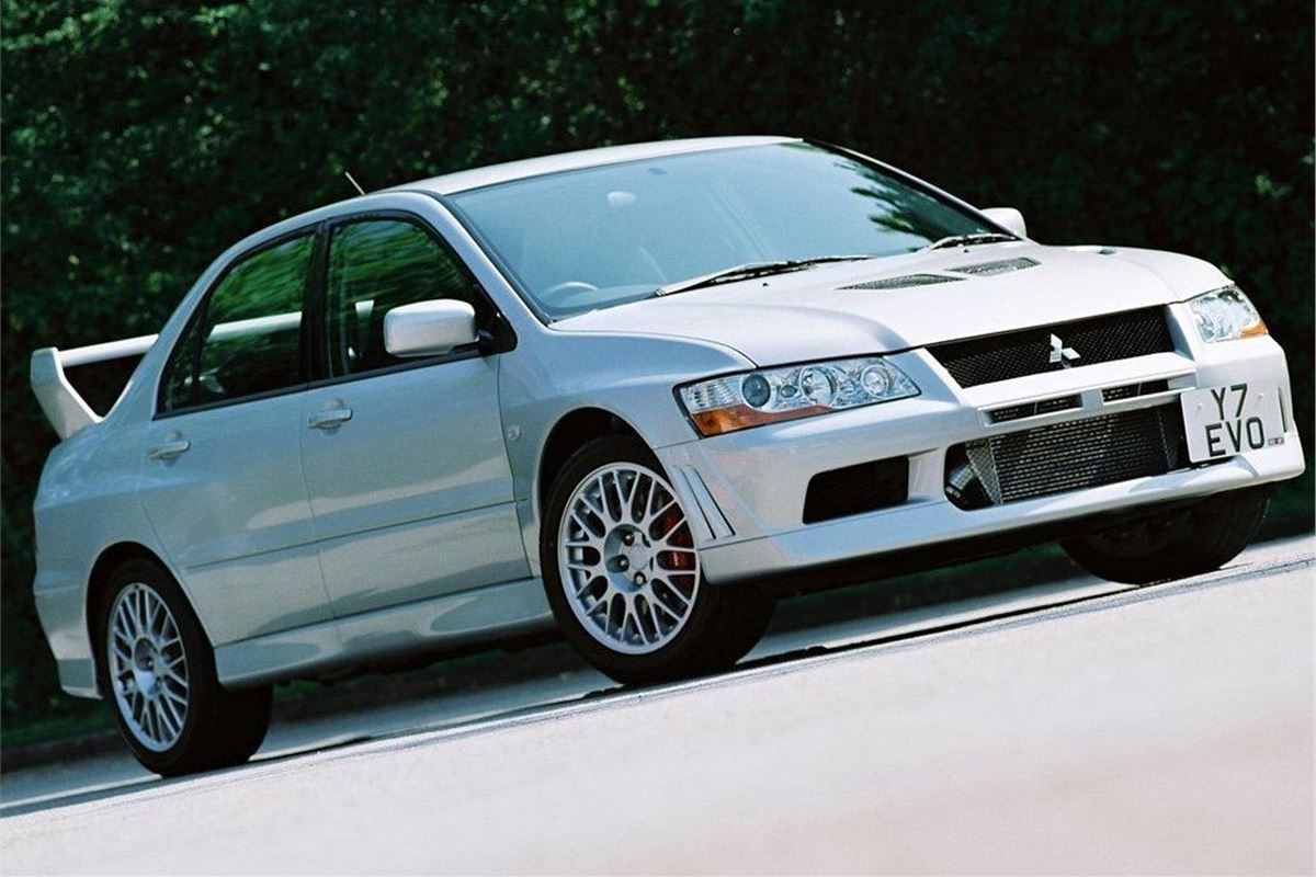 Mitsubishi Evo VII - Classic Car Review | Honest John