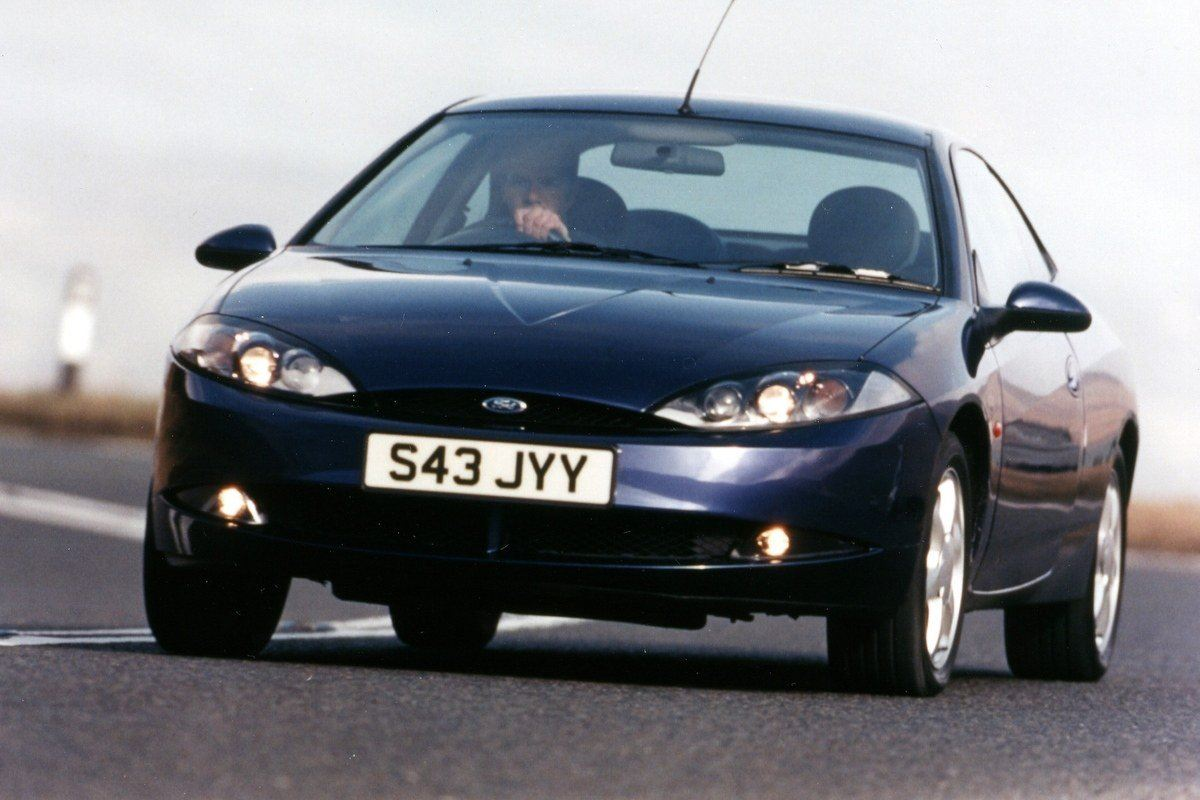 Ford Cougar - Classic Car Review