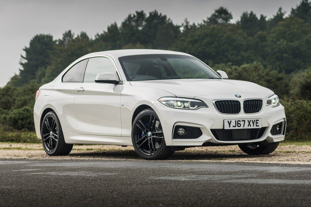 bmw 2 series coupe 2014 car review honest john