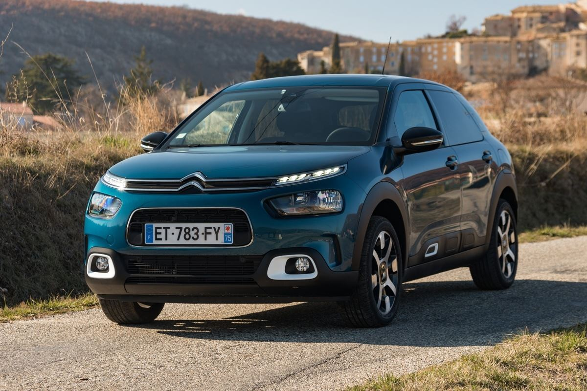 citroen c4 cactus 1 2 puretech 130 2018 road test road. Black Bedroom Furniture Sets. Home Design Ideas