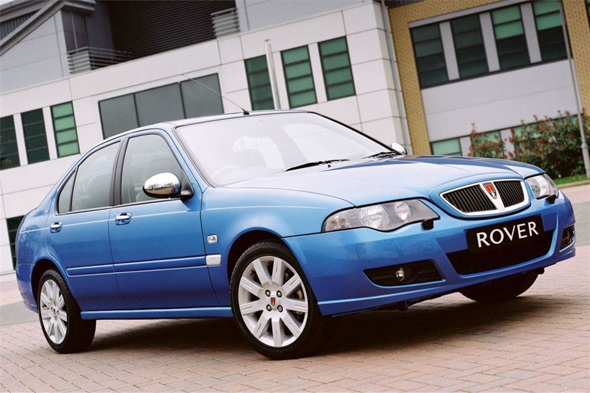 How Much Is My Car Worth >> Rover 45 - Classic Car Review | Honest John