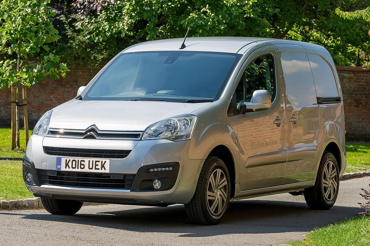 2f7542fb68 Top 10  Cheapest vans to insure 2018
