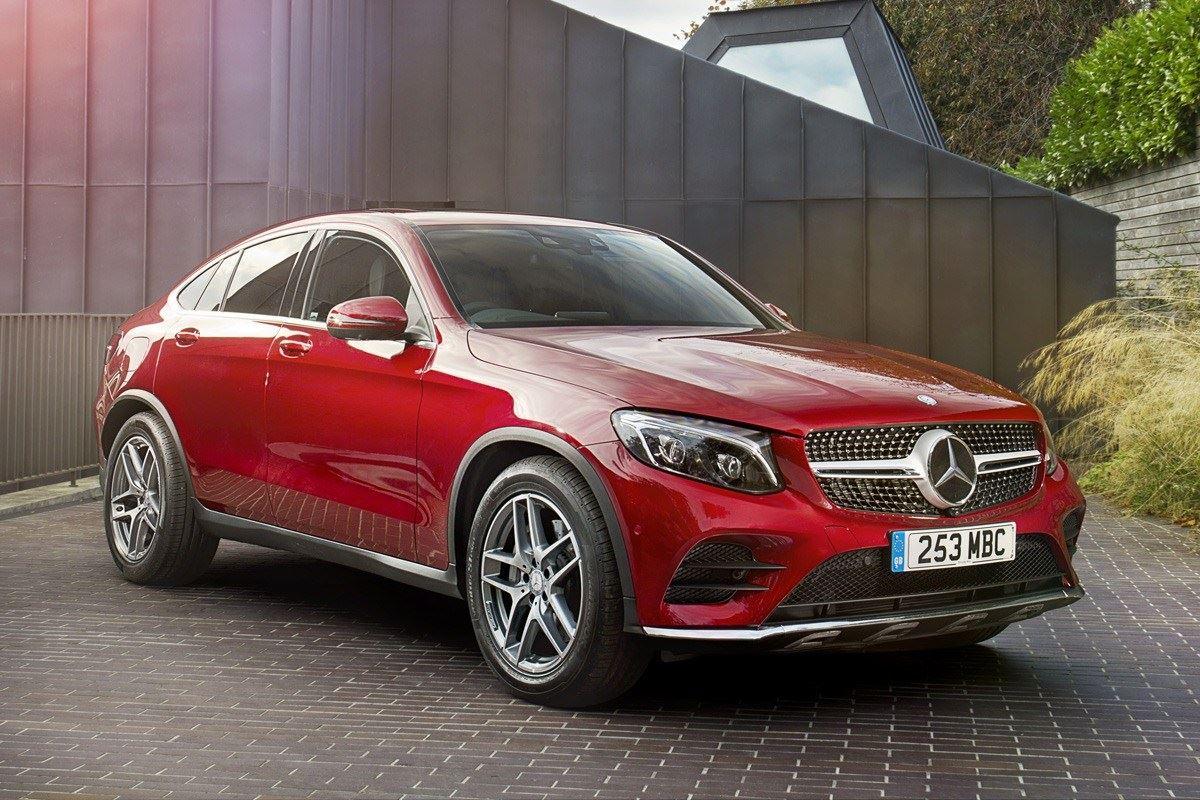 Review Mercedes Benz Glc Coupe 2016 Honest John