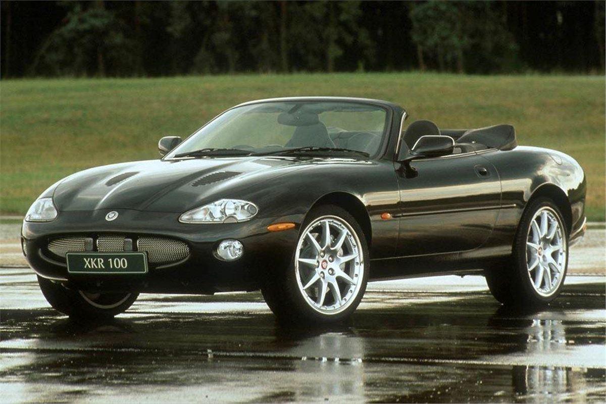 Future Classic Friday Jaguar Xk8 Honest John