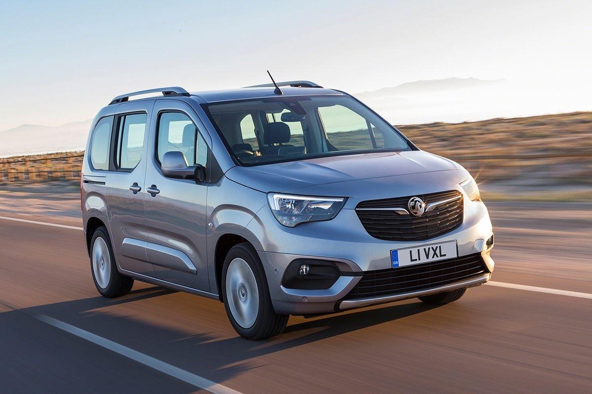 Vauxhall Combo Life 2018 Van Review Honest John Small Cars