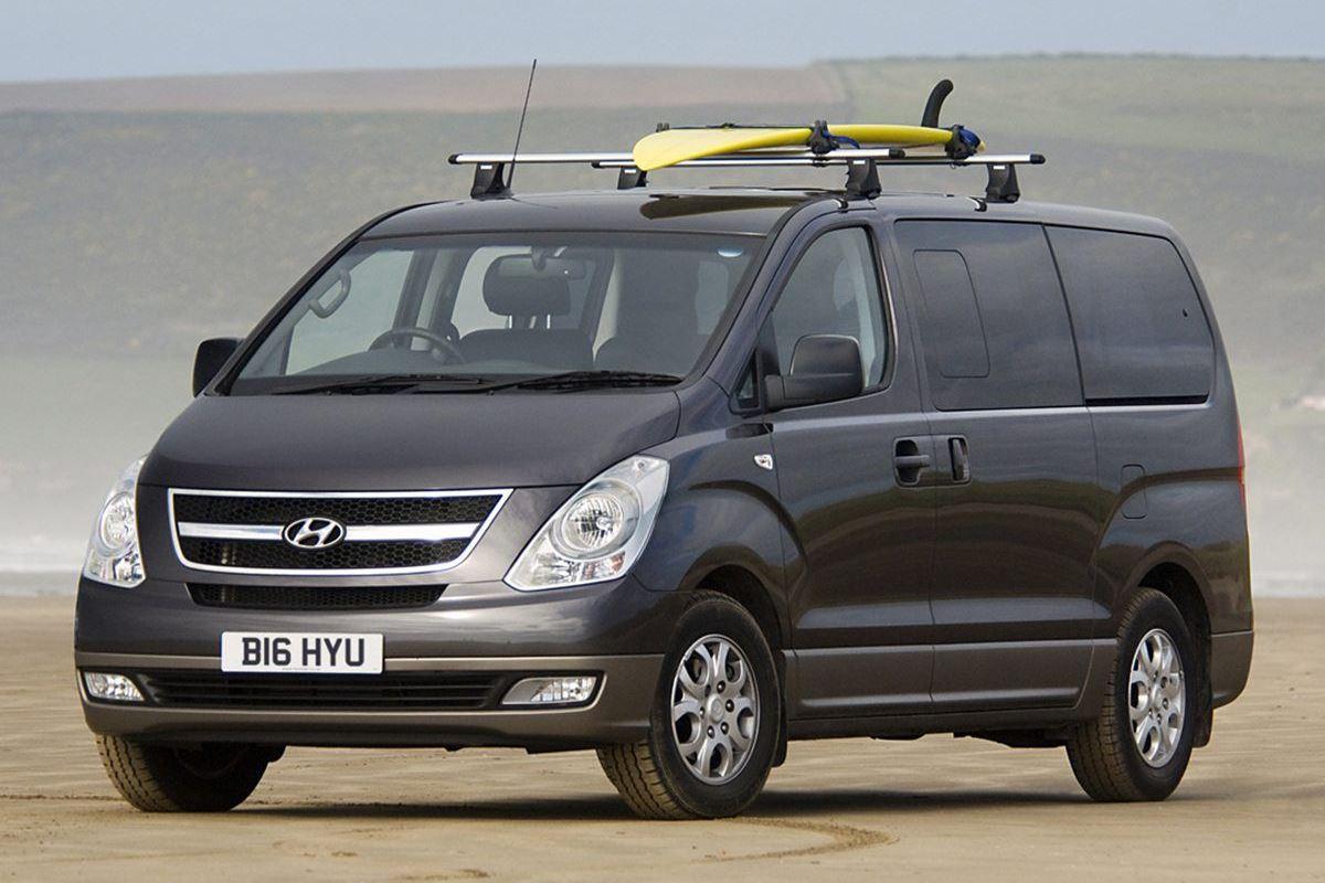 Hyundai I800 2008 Van Review Honest John