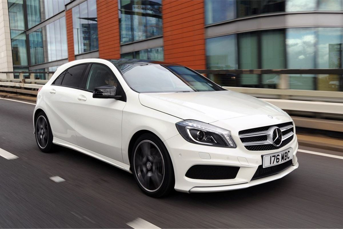 Top 10 Lowest Insurance Group Mercedes Benz Cars