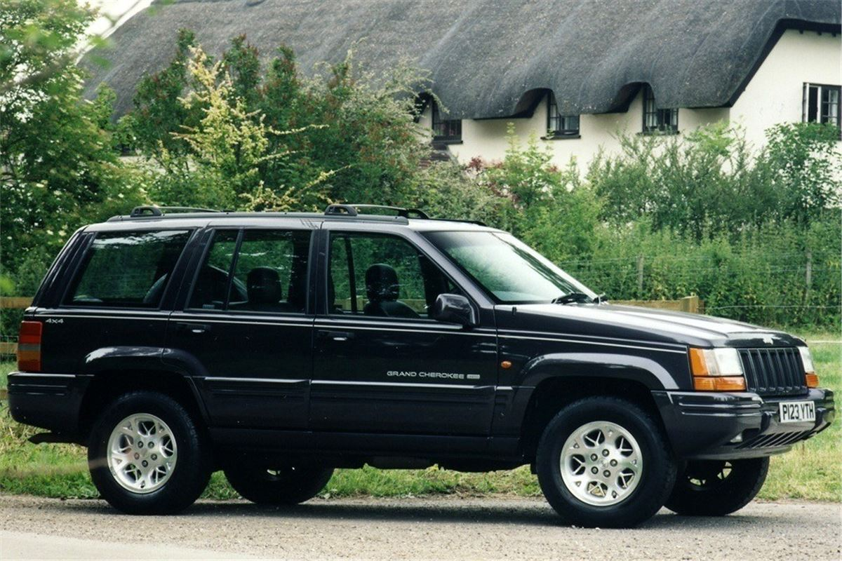 Jeep Grand Cherokee Zj Classic Car Review Honest John