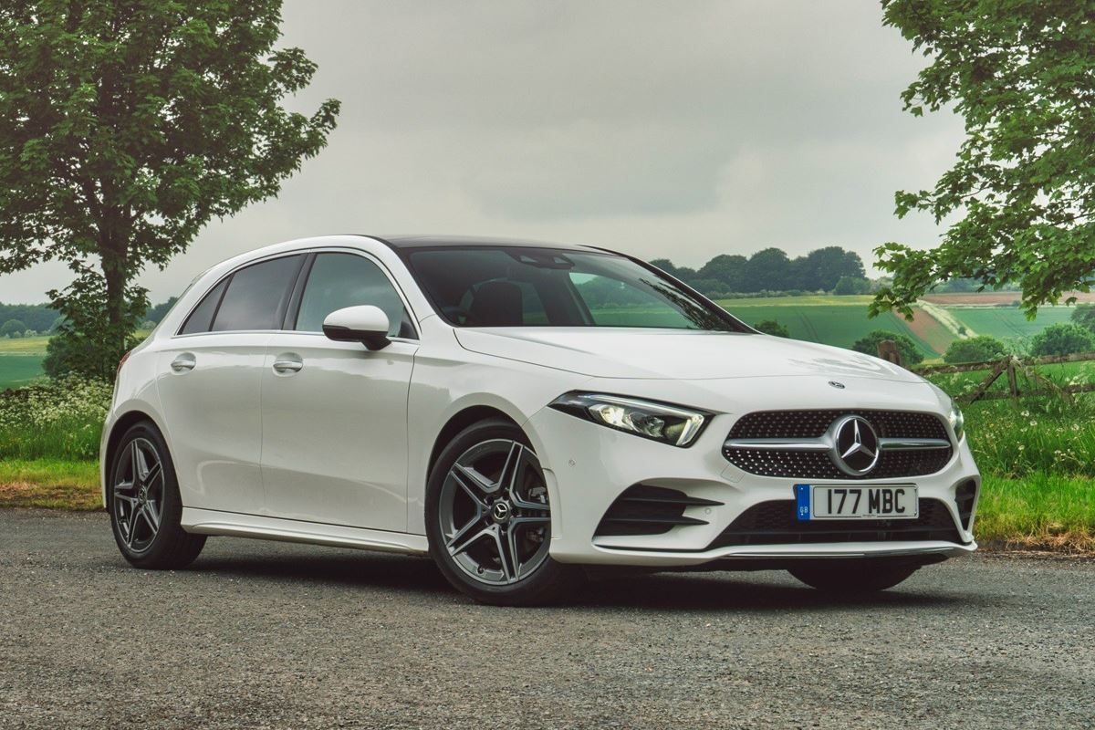 Mercedes Benz A Class 2018 Car Review Honest John