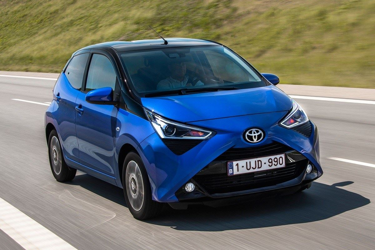 Toyota Aygo Software Update